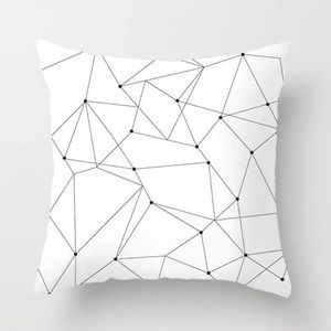 Other - Geometry Pattern Cushion Cover